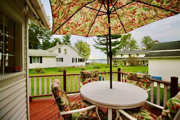 Michigan lakeside cottage