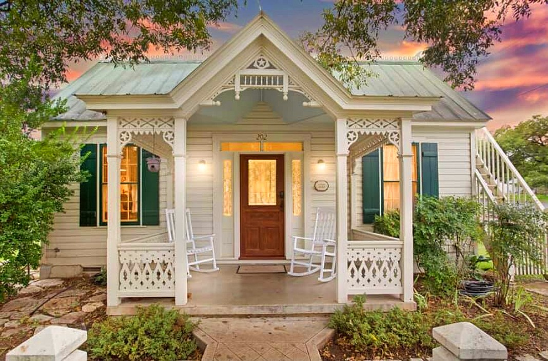 a Sunday House in Texas