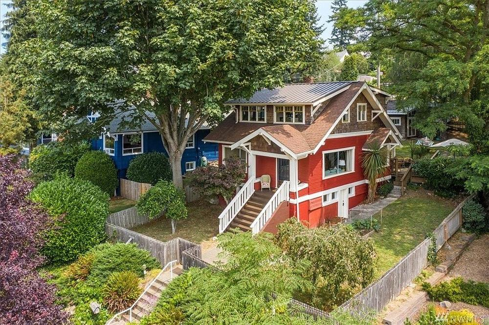 1917 Craftsman for sale in Seattle WA