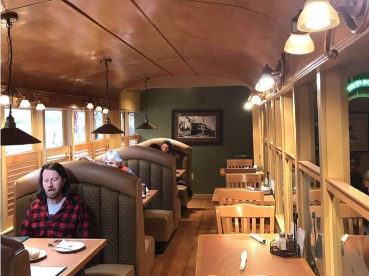 Ruth's Diner in Salt Lake City
