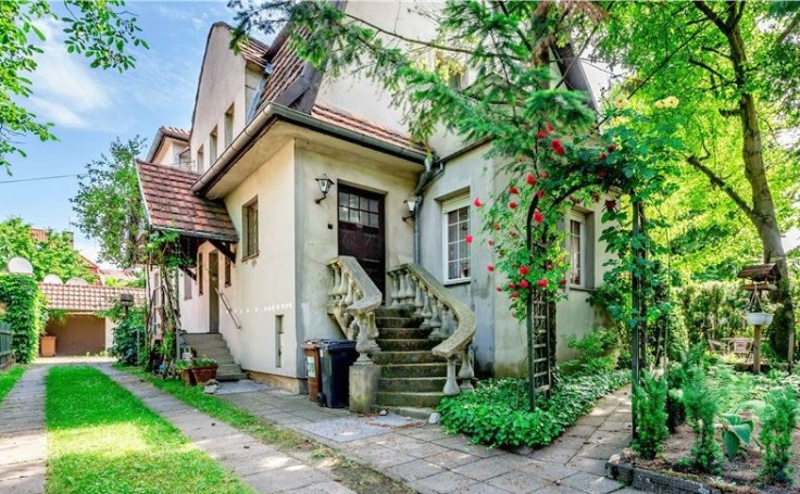 charming house in Poland for sale