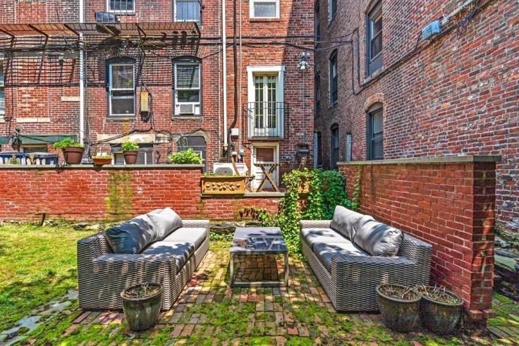 Skinny house for sale in Boston