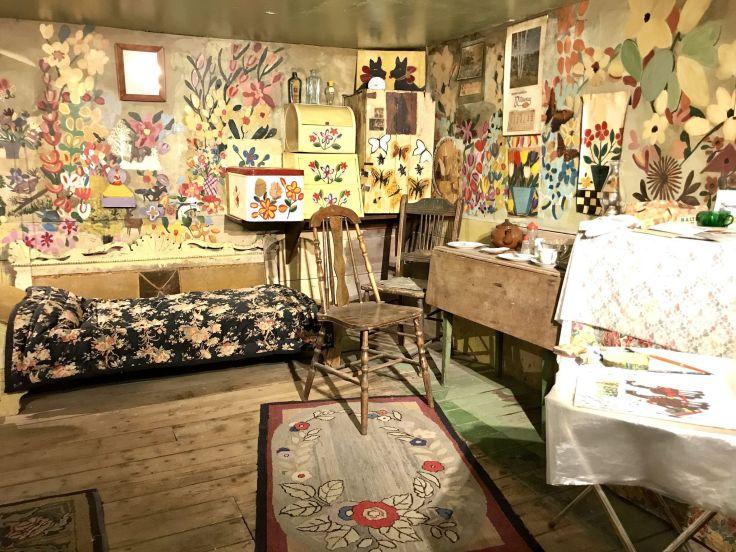 Maude Lewis house