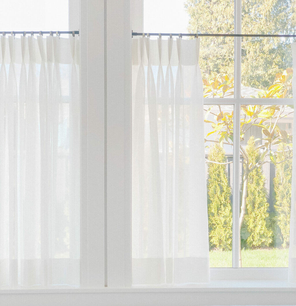 kitchen curtain ideas to spruce up the