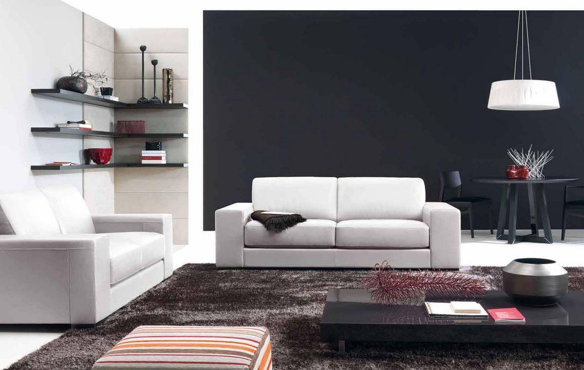 Contemporary Living Room Furniture House Design Zone