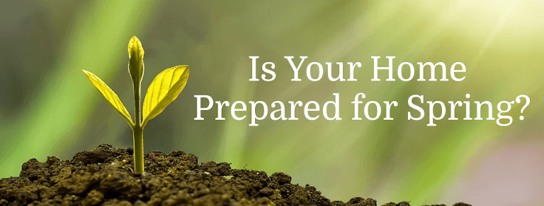 Home Inspection Report - Tips To Prepare Your Home For Spring