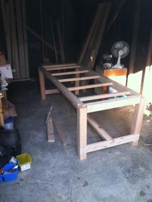 Siderails installed