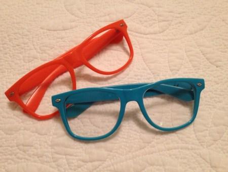 Glitter the World: Glasses