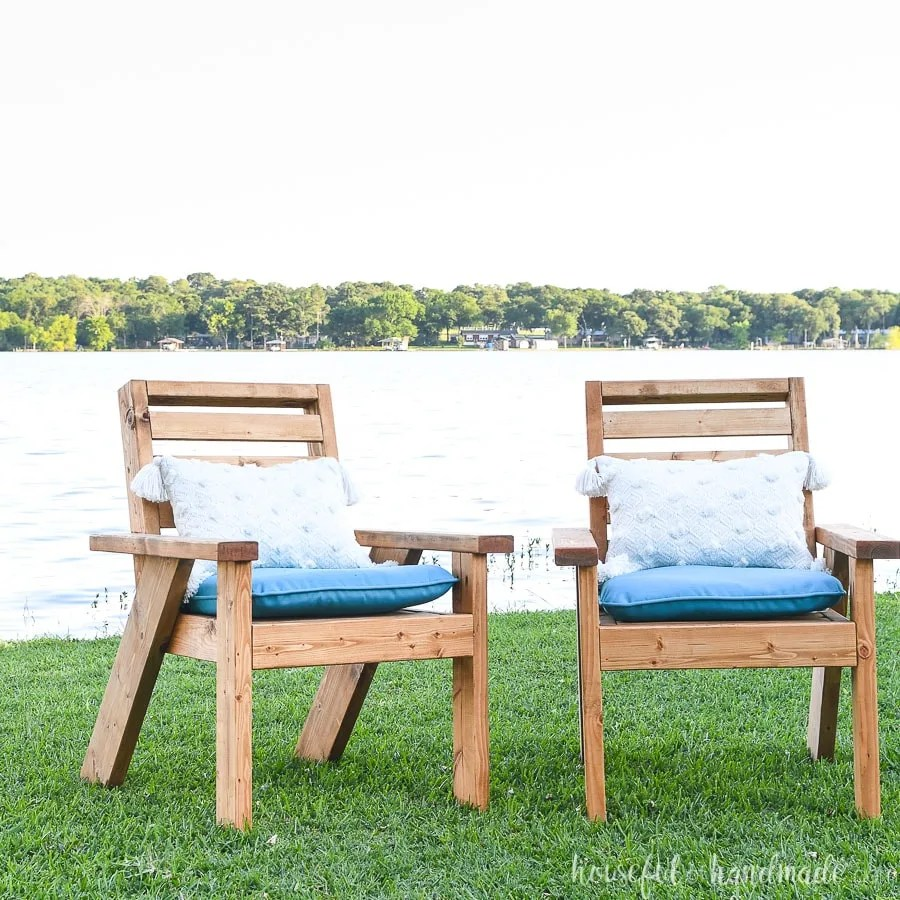 28 diy outdoor furniture projects to