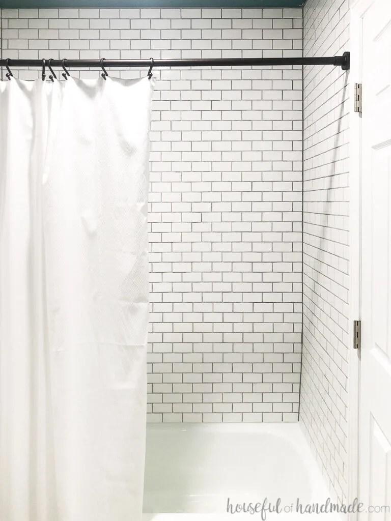 subway tile sheets vs individual