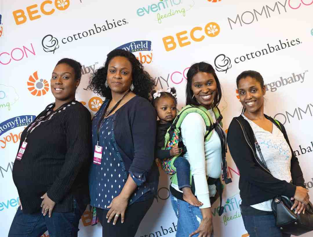 MommyCon and Wear: Baby Wearing Conference