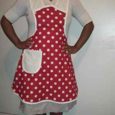 Aprons Aweigh My Love, Aprons Aweigh