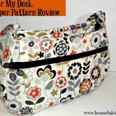 Pattern Review: Daytripper by Dog Under My Desk