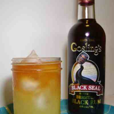 Chef Ming Tsai's Gosling Ginger Ale Cocktail