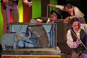 Chicago Children's Theatre: Elephant and Whale