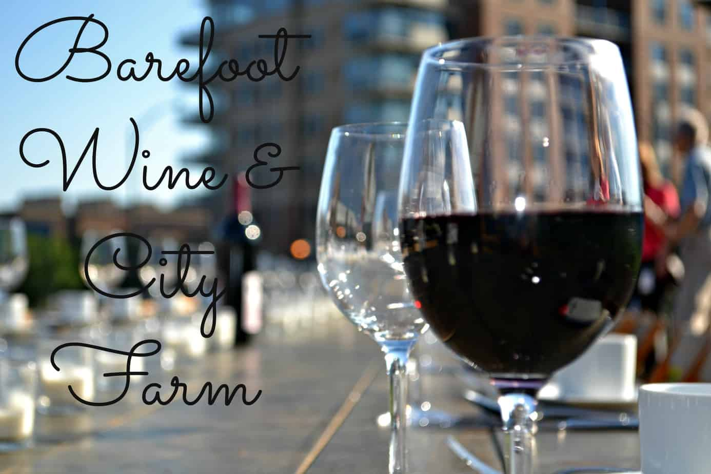 Barefoot Wine Honors Ken Dunn of City Farm Chicago