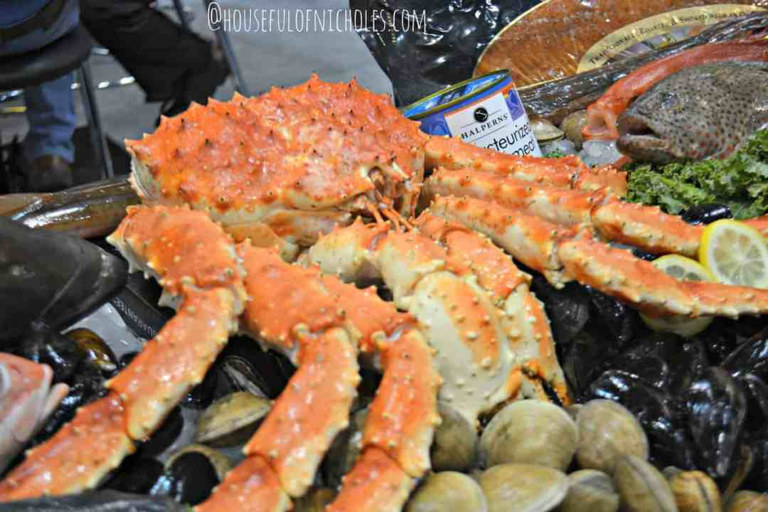 National Restaurant Association Crab