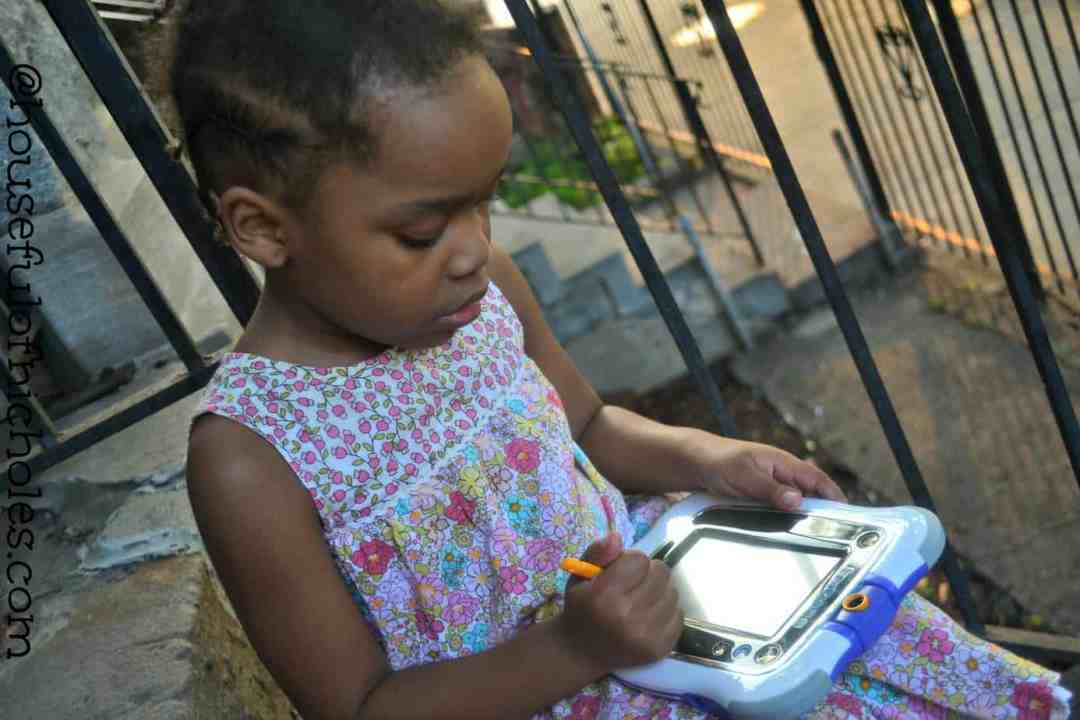 VTech InnoTab 2S in use