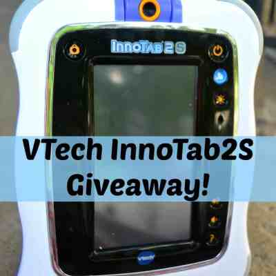 Combat Brain Drain w/V-Tech InnoTab 2S