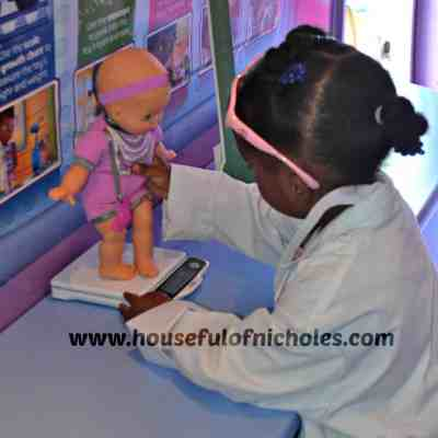 The Dr Is IN: Doc McStuffins Comes to Chicago's Navy Pier