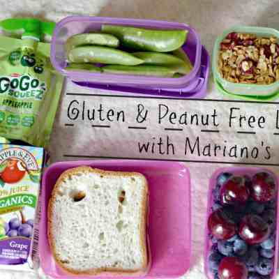 Back To School Lunch Is Easier AND Safer with Mariano's