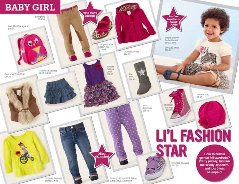 Baby Girl Fall Fashions The Children's Place