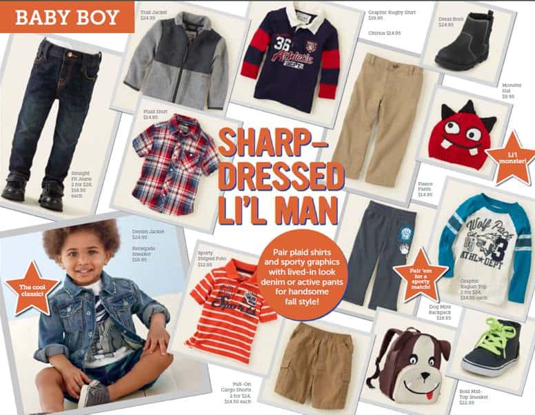 Baby Boy Fall Fashion from The Children's Place