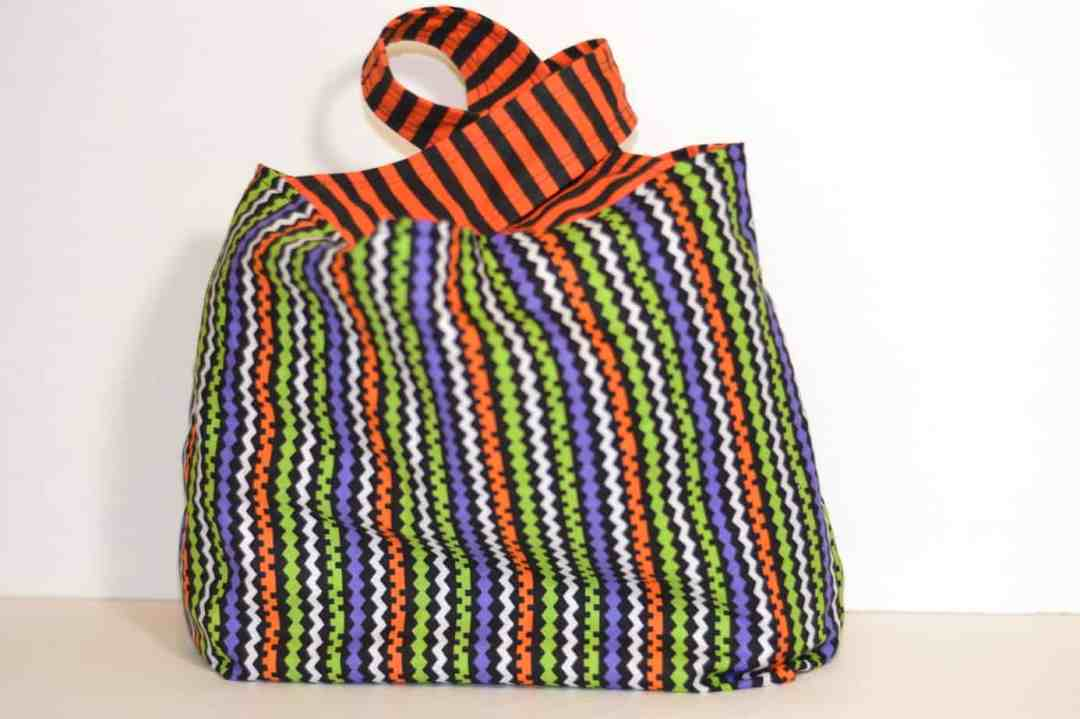 Michelle Patterns Small Grocery Bag