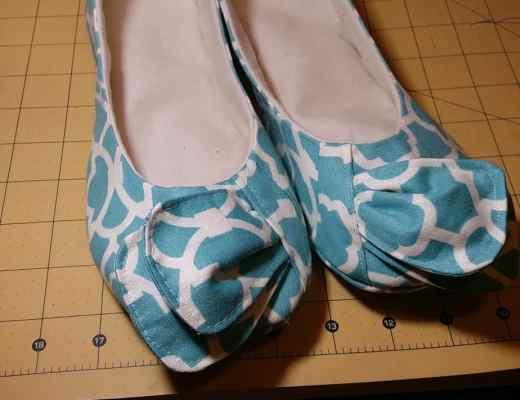 Elizabeth Women Shoes - I Think Sew