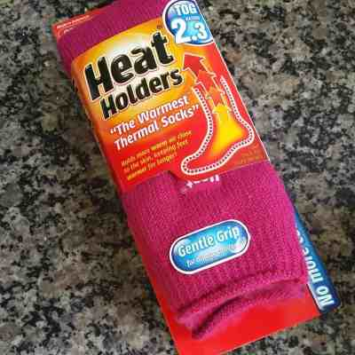 Heat Holders Review & Giveaway