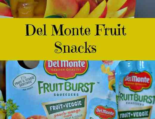 Del Monte Fruit Snacks