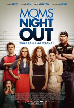 Moms' Night Out Review #MNOMovie