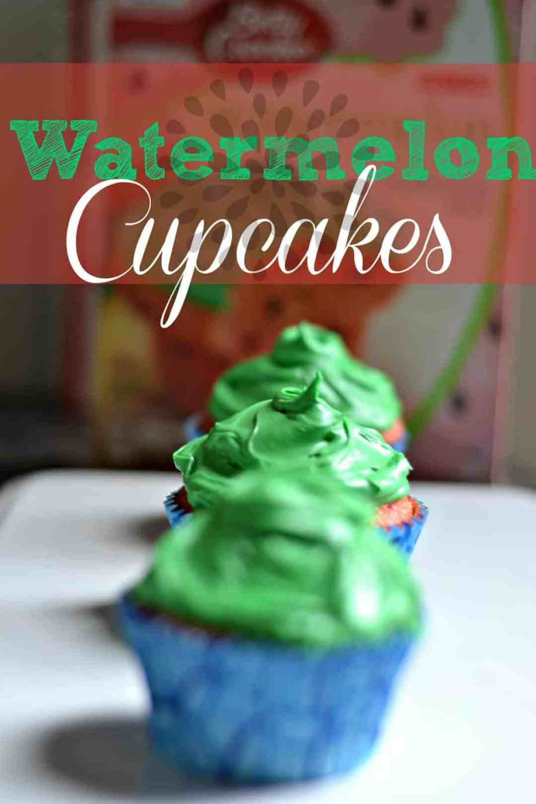 Betty Crocker Watermelon Cake Mix