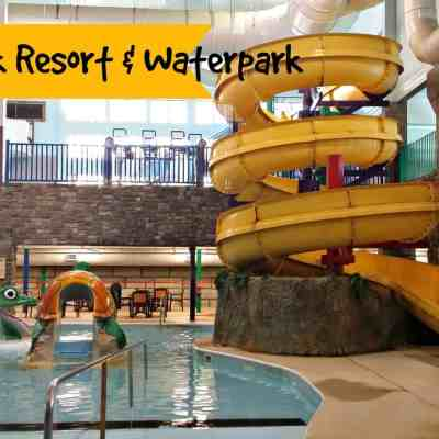 Castle Rock Resort & Waterpark: Where To Stay In Branson, MO #ExploreBranson