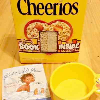 Cheer On Reading with General Mills