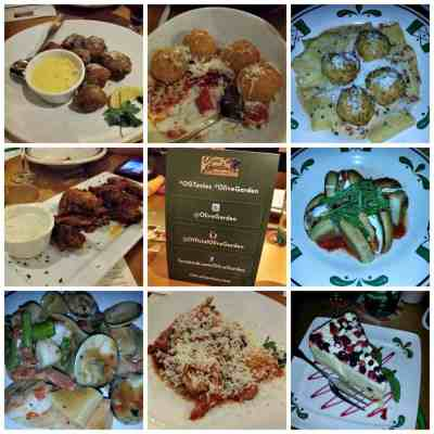 Date Night Diaries: Olive Garden New Menu #OGTastes