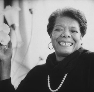 Maya Angelou – Poet, Activist, Actress 1928-2014