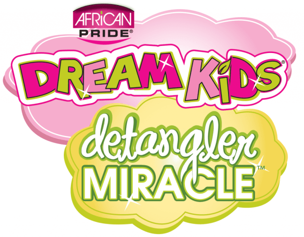 African Pride Dream Kids Detangler Miracle logo