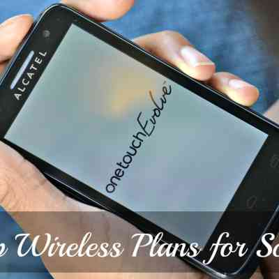 Cheap Wireless Plans for Loved Ones #Phones4School #shop