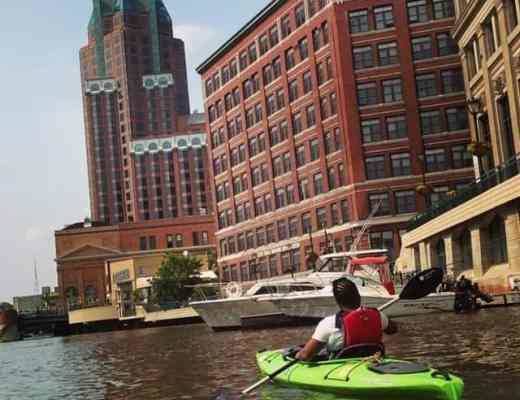 Milwaukee-Kayak-Company