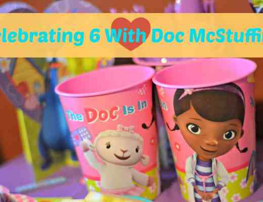 Disney Junior Doc McStuffins Party