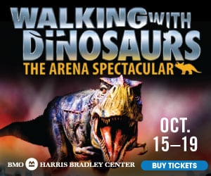 Walking With Dinosaurs – Milwaukee, Wisconsin