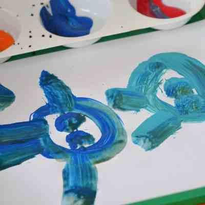 Homeschool Adventures: Art Time
