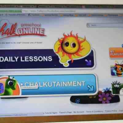 CHALK Preschool Online Offers Preschoolers GREAT Learning Experience! *~Giveaway~*