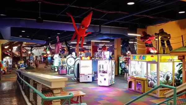 Riptide Reef Arcade at Key Lime Cove