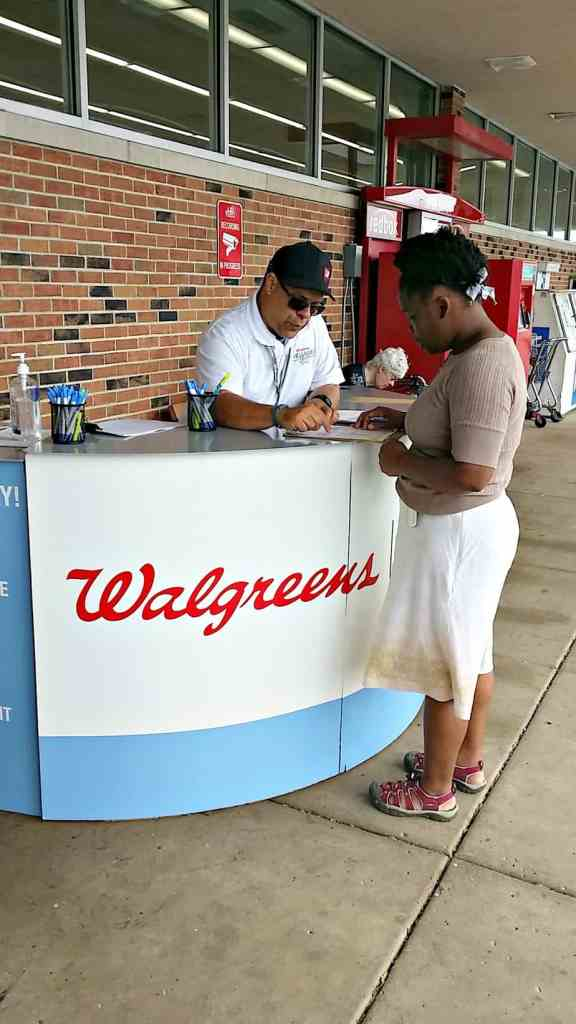 Walgreens Welness Tour Sign Up