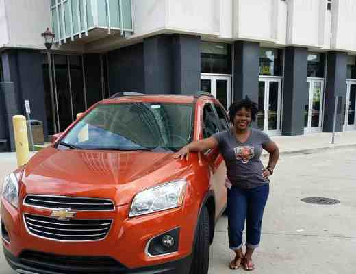 Week of Travel in a Chevy Trax