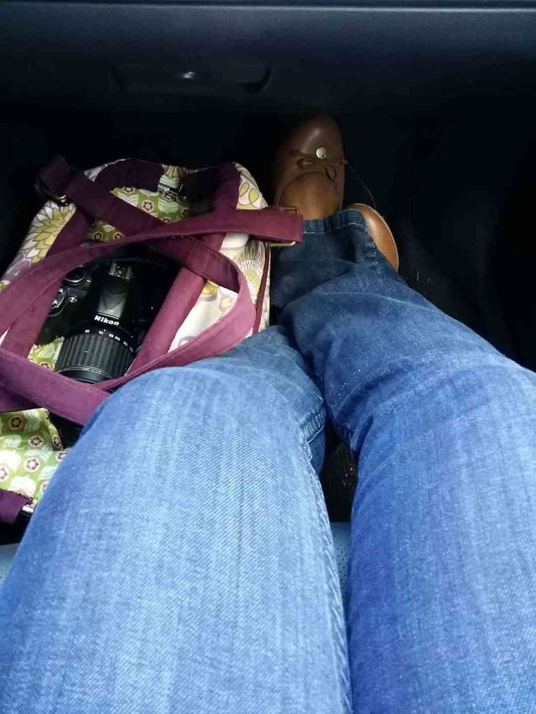 Comfortable Road Trip Jeans