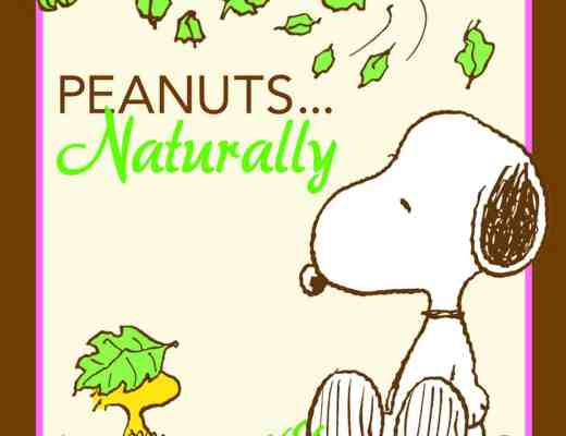 Peanuts...Naturally