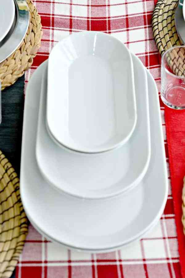 IKEA 365 Dinnerware Serving Dishes